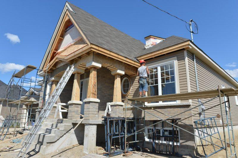 Rare recul des mises en chantier résidentielles au Québec