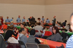 Centre communautaire Durocher: une fête de Noël pleine d'entrain