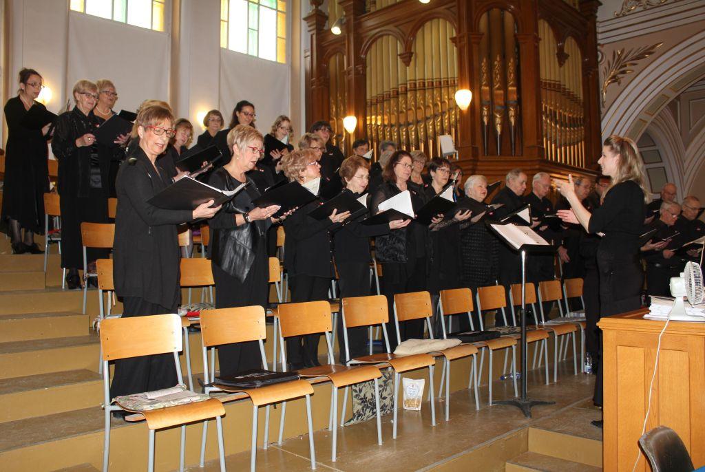 En chœur depuis 45 ans: la chorale de L'Annonciation se tourne vers l'avenir