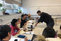 Atelier d'écriture avec le slameur David Goudreault