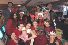 Un Noël convivial et rassembleur chez Ressource espace familles