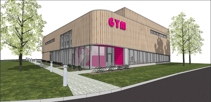 Nouveau gymnase dans Lebourgneuf