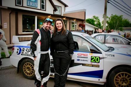 Rallyes automobiles: une passion avant tout