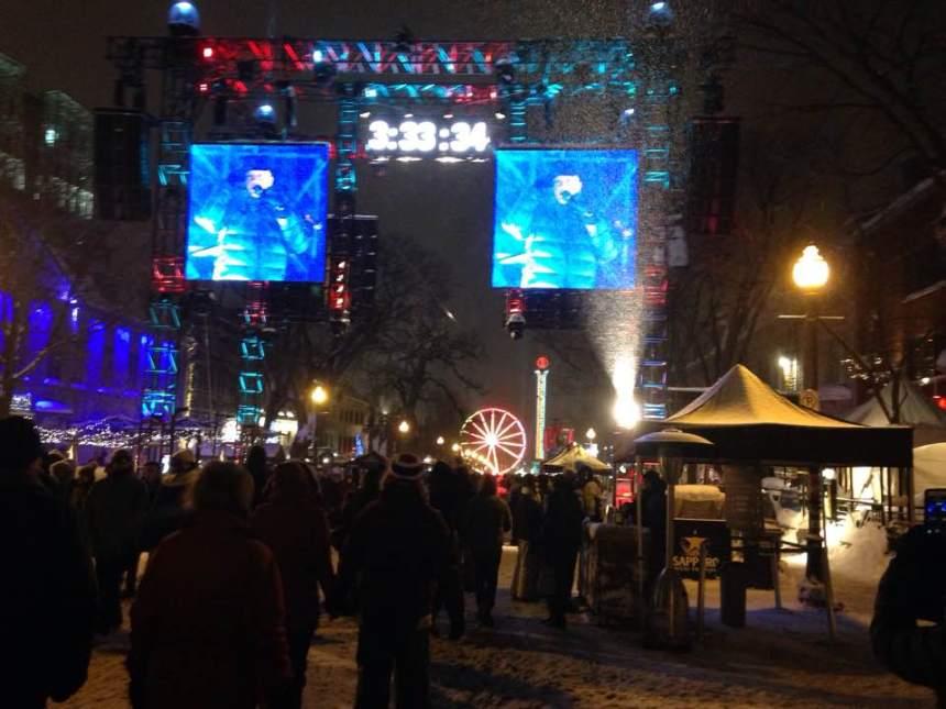 Festivités de fin d'année sur la Grande-Allée – Promoteurs recherchés