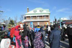 La fête de Noël réchauffe les coeurs à Beauport