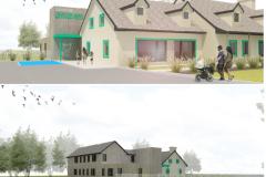 Nouveau centre de la petite enfance à Beauport