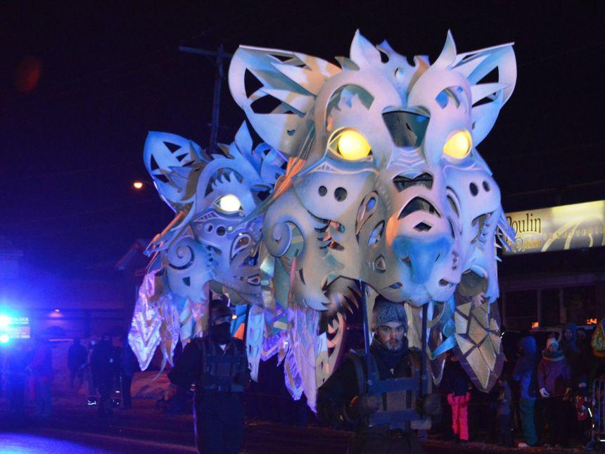 Charlesbourg privée de parade du Carnaval