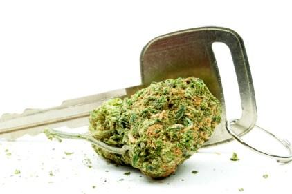 Cannabis au volant : plus de risques pendant les Fêtes?