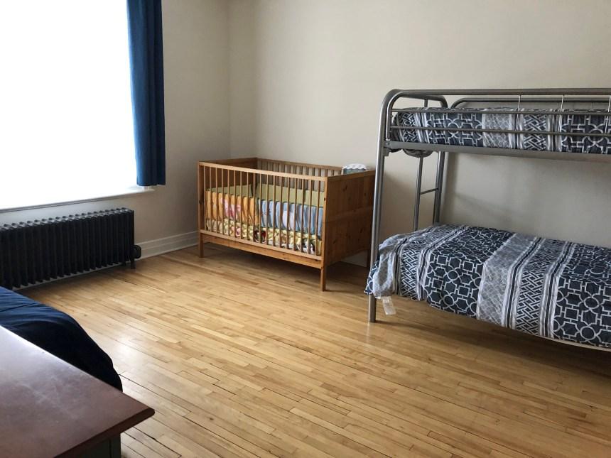 Une ressource d'hébergement pour les papas et leurs enfants