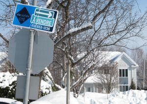 Forte hausse des reventes en novembre à Québec