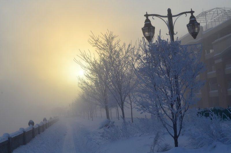 Un hiver froid et neigeux qui s'éternisera
