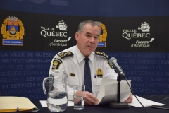 Service de police de la Ville de Québec : Une année marquée par les manifestations