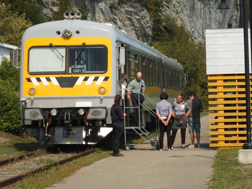 Train de Charlevoix : bilan d'une saison difficile