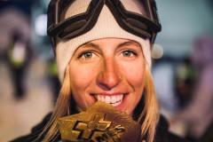 Laurie Blouin écartée du podium aux X Games d'Aspen
