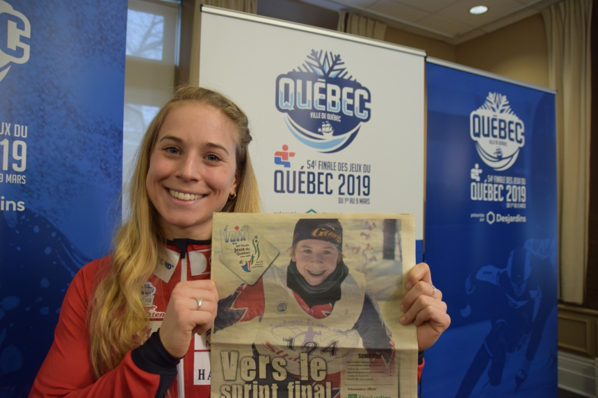 Jeux d'hiver – Québec accueillera 3300 athlètes