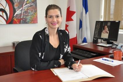 La ministre Guilbault motivée par ses responsabilités