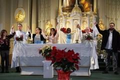Inauguration de la paroisse de la Transfiguration