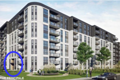 Construction de 214 logements sur Pierre-Bertrand