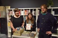 Le Clap Loretteville : Maillage entre la littérature et le cinéma
