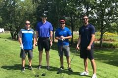 Tournoi-bénéfice au club de golf l'Albatros