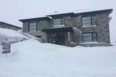 Une maison vendue pour plus d'un million à Beauport