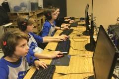 Académie Sainte-Marie : Le sport électronique bien en place
