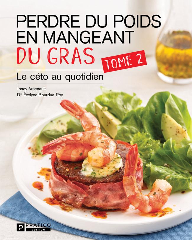 Un 2e tome sur l'alimentation cétogène lancé