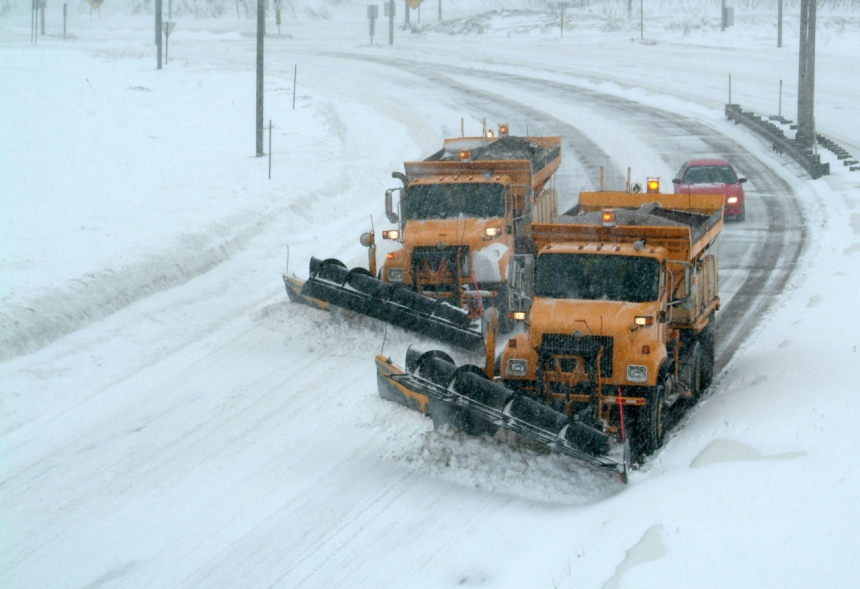 Tempête de neige et froid intense sur l'ensemble du Québec
