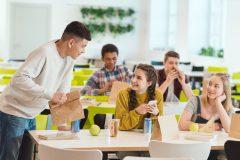 Guide alimentaire – Changements apportés à la Commission scolaire de la Capitale