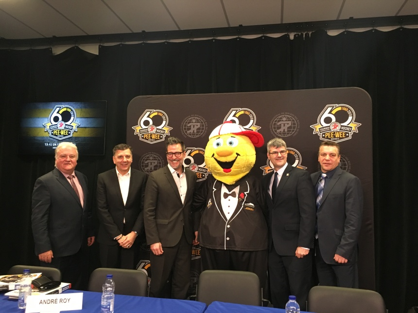 Tournoi international de hockey pee-wee de Québec: Une 60e édition haute en couleur