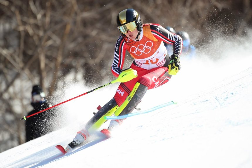 Ski Alpin – Une première pour Laurence St-Germain