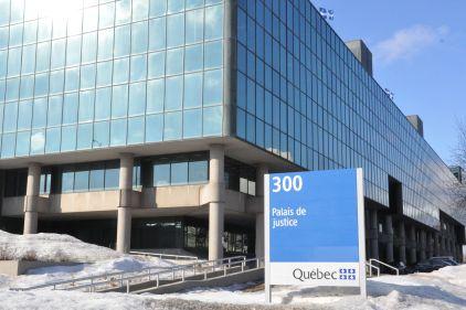 COVID-19: réduction des services dans les palais de justice