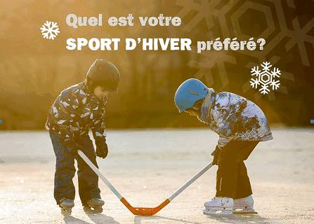 Mieux vaut bien équiper les enfants pour s'amuser en sécurité l'hiver