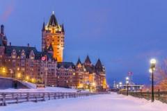 Québec, un des meilleurs endroits pour vivre l'hiver