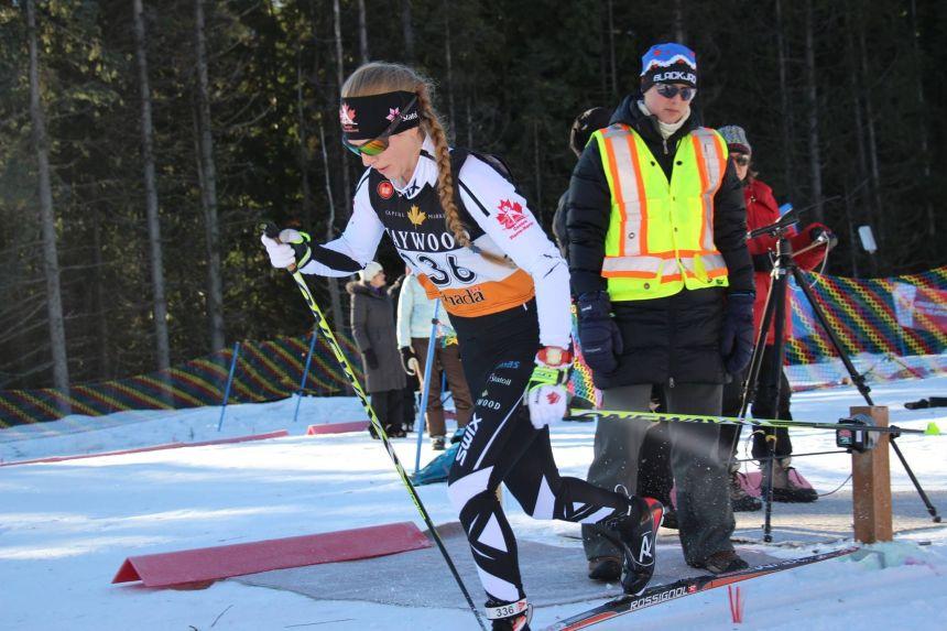 Cendrine Browne doit beaucoup aux Jeux du Québec