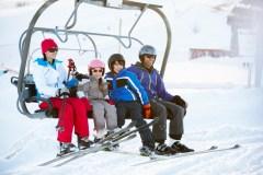 COVID-19: les stations de ski alpin seront également fermées