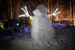Snow Burn : Partager sa créativité dans un décor enneigé
