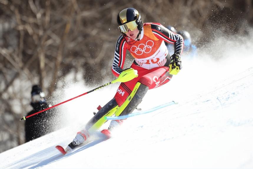 Ski Alpin – Une 17e place pour Laurence St-Germain