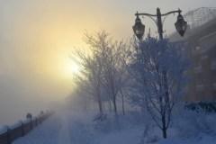 Éviter de polluer l'air par temps froid
