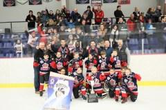 Les Royaux deux fois champions à Shawinigan-Sud