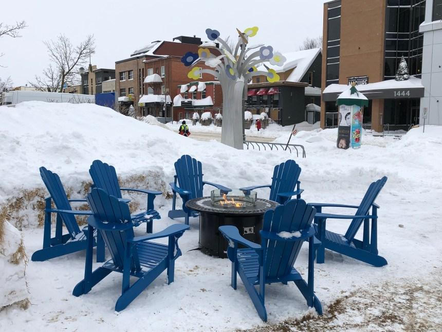 Activités pour fêter le Carnaval localement dans l'ouest de Québec