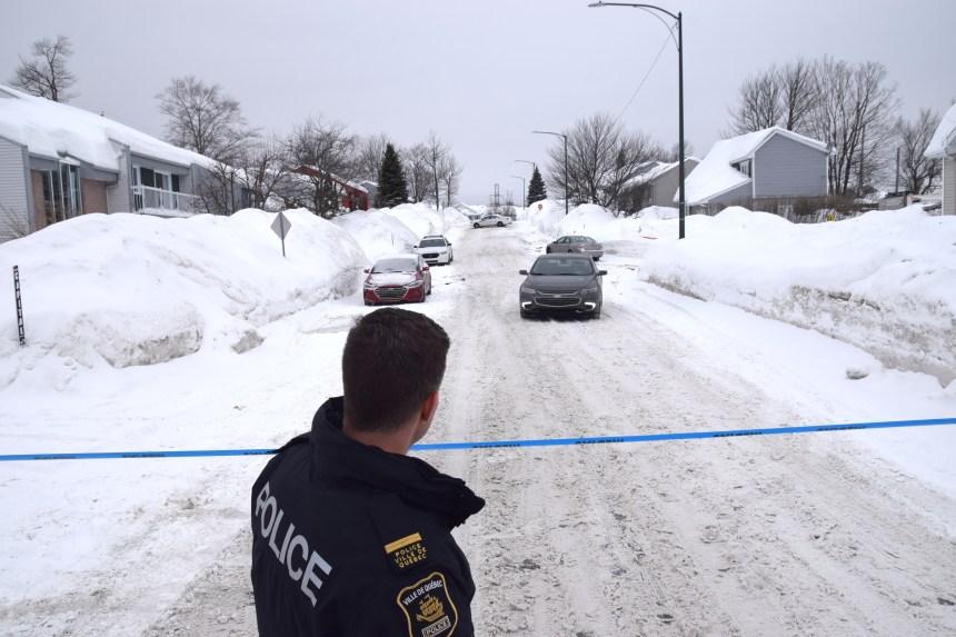 Meurtre d'une femme à Val-Bélair: un suspect arrêté