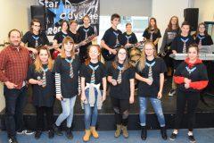 École L'Odyssée – Un concours international les mènera à Walt Disney