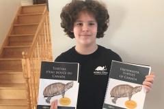 Guillaume Deblois: une passion pour sauver les tortues lui fait parcourir 3113 km