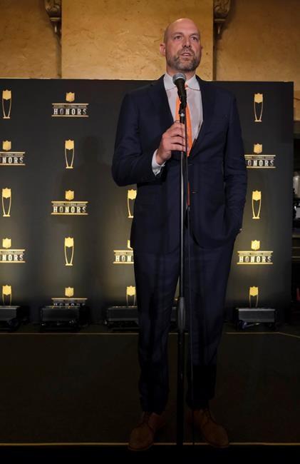 Patrick Mahomes des Chiefs est nommé joueur par excellence dans la NFL