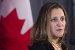 Venezuela: le Canada rencontre ses alliés du Groupe de Lima et annonce de l'aide