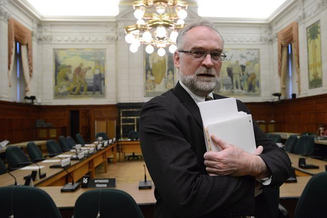 Le vérificateur général du Canada, Michael Ferguson, est décédé du cancer