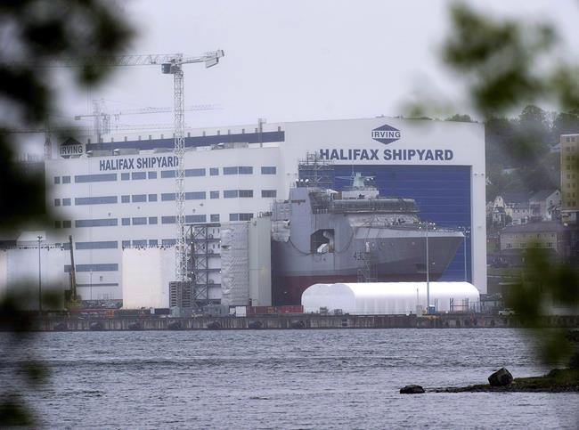 Nouveaux navires militaires: un tribunal commercial écarte la plainte d'Alion