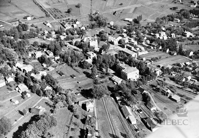 Charlesbourg et son histoire en photos