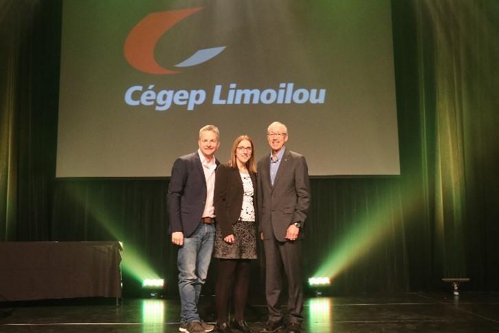 Deux anciens étudiants du Cégep Limoilou honorés